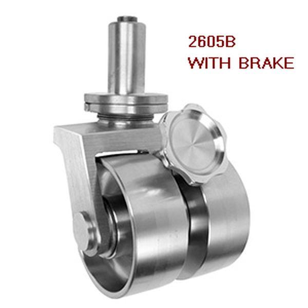 2605B- With Brake