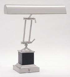 satin nickel lamp for upright pianos sku l 38403 only. Black Bedroom Furniture Sets. Home Design Ideas