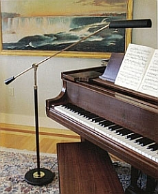 Piano Counterbalance Floor Lamp
