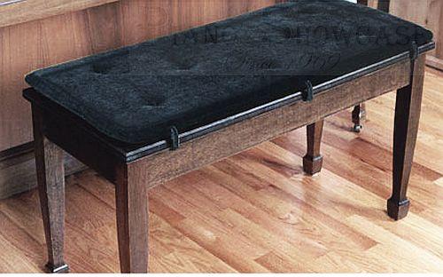 Piano Bench Cushions Amp Pads Several Styles Amp Fabrics