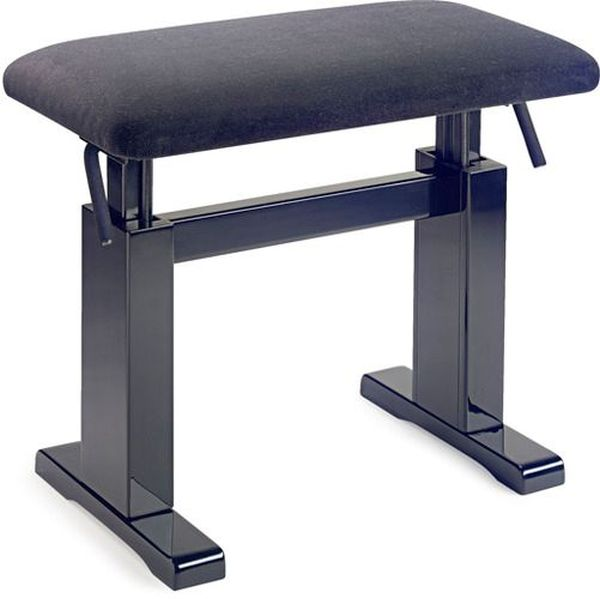 Stupendous Hydraulic Piano And Keyboard Bench Theyellowbook Wood Chair Design Ideas Theyellowbookinfo
