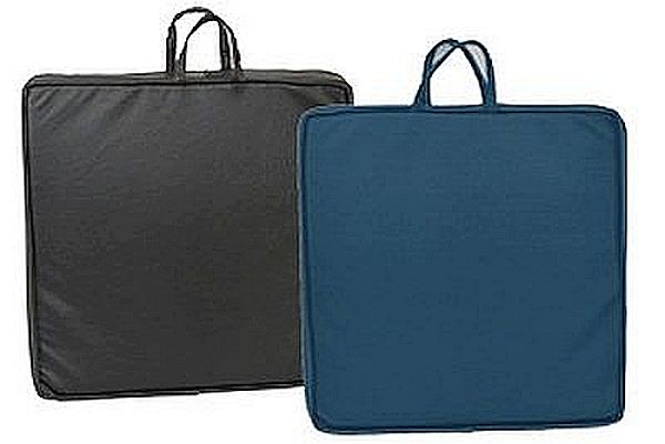 Booster Cushion With Carrying Handle 2 Or 3 Thick