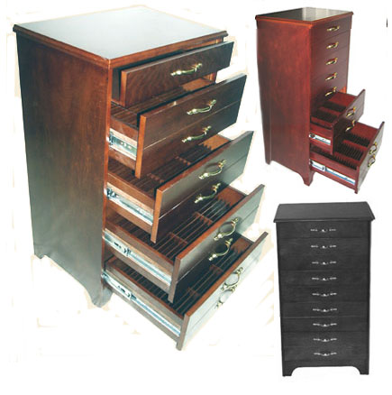 Sheet Music and CD Cabinet SKU  ACC 210. Sheet Music Cabinet with CD Storage   Many Wood Colors