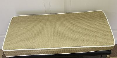 Piano Bench Pads Bench Cushions 2 Or 3 Inches Thick