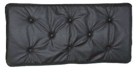 Vinyl Tufted Piano Bench Cushions Amp Pads