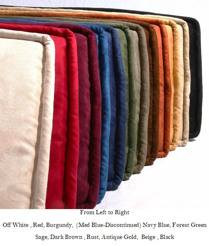 Jansen Piano Bench Cushions Pads Free Shipping