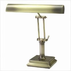 antique brass piano lamp for upright pianos. Black Bedroom Furniture Sets. Home Design Ideas